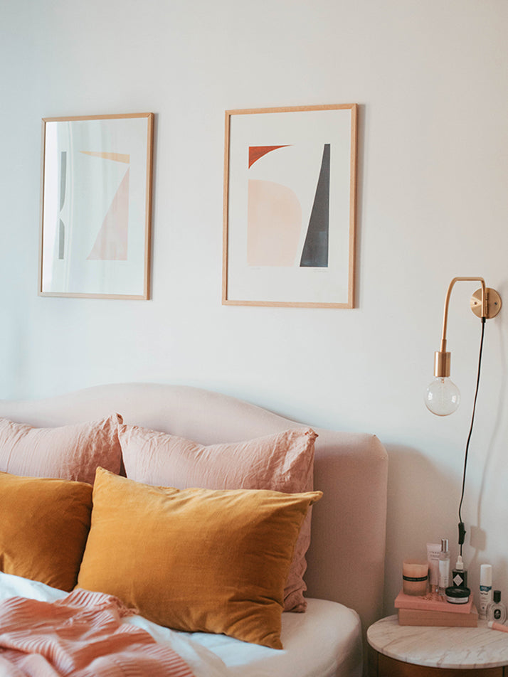 As For Wooden Furniture, Lighter Finishes Are Ideal In Pink Bedrooms So As  To Not Overpower The Light Pinks And Neutrals. Oaks Or Driftwoods Are Ideal  And ...