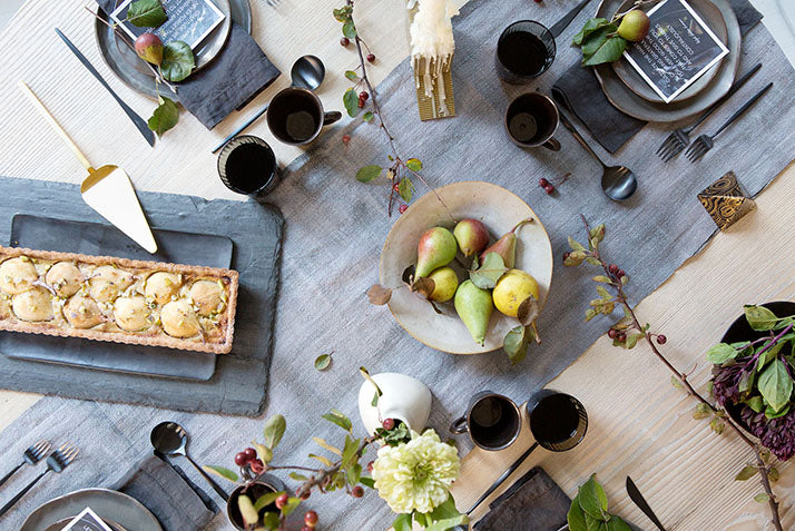 Thanksgiving Table Setting:  Get the Look