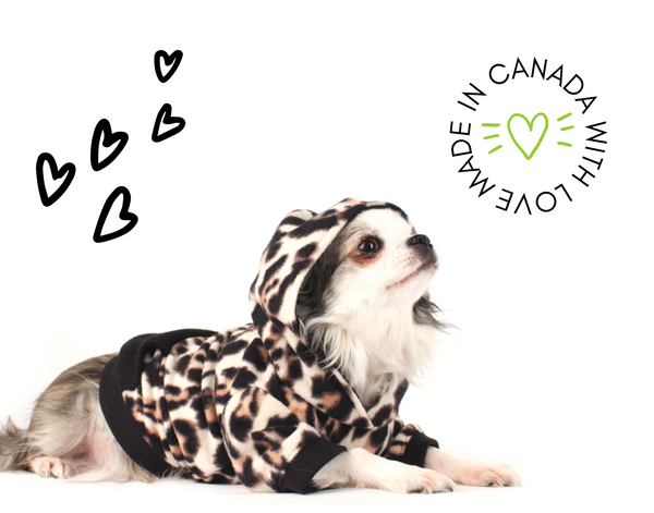 Pet it dog apparel made in canada