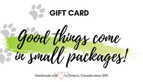 PetitDogs.com Gift Card