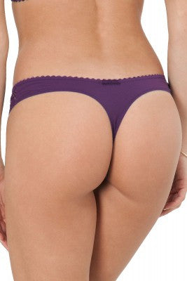 Midnight In Paris Thong