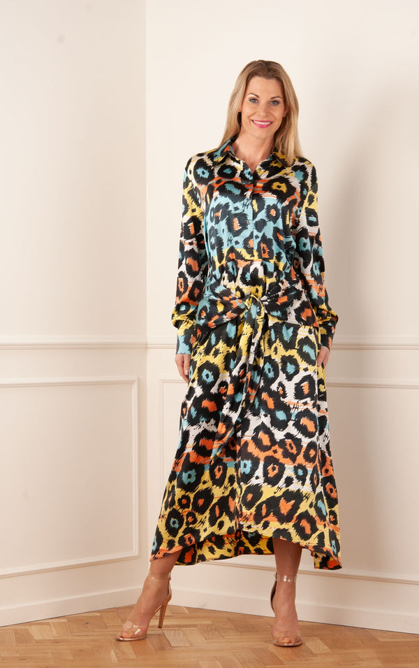 "FRIENDLY HUNTING - Kleid ""Leo"" Multicolor"