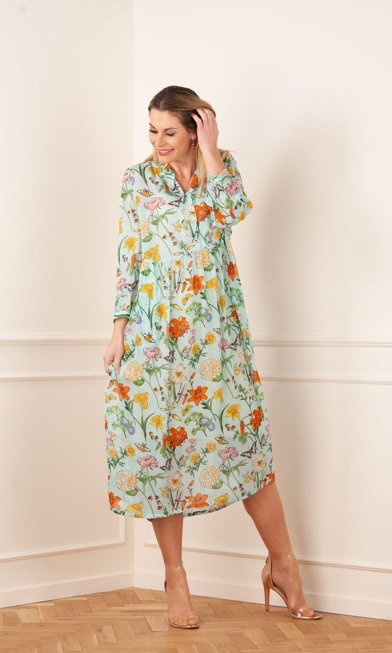 Dress Mint | Multicolor