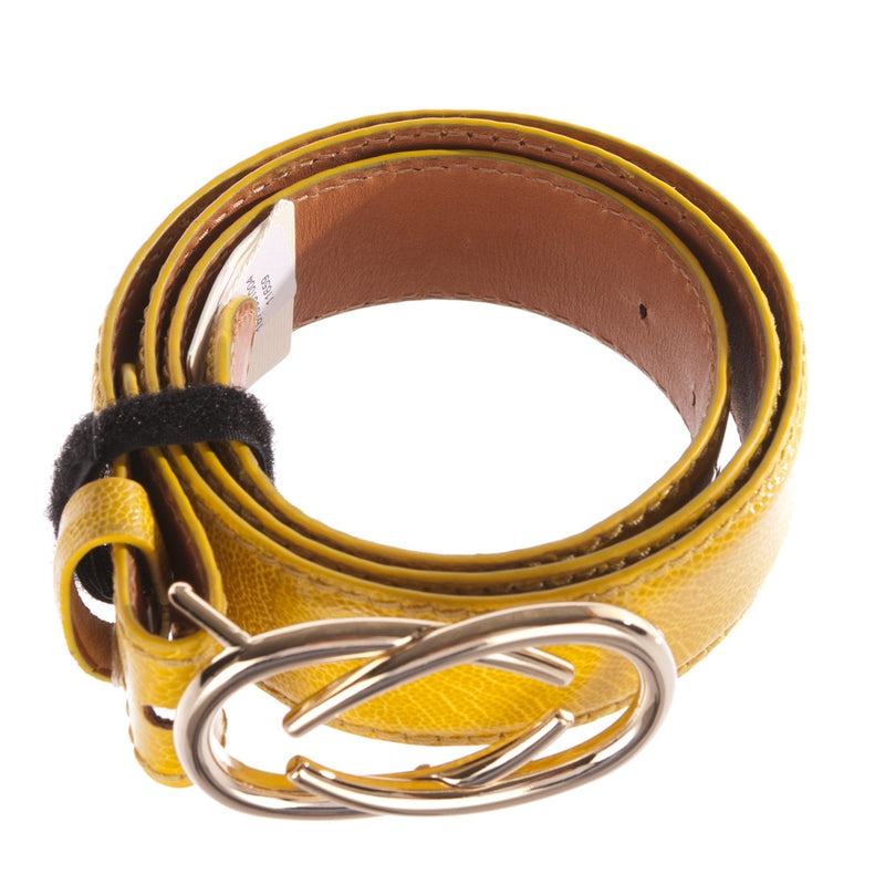 "Belt ""Bouquet"" Yellow"
