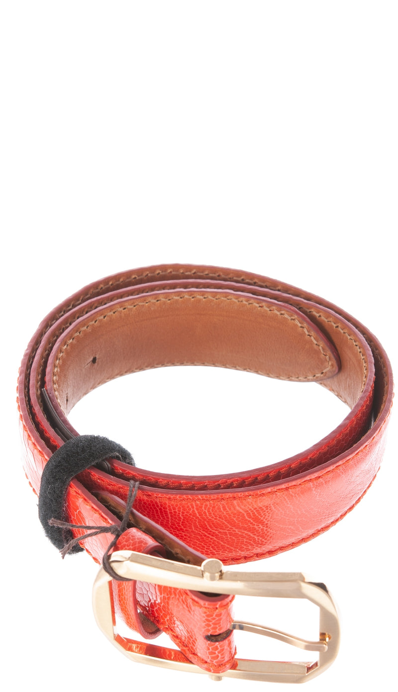 "Belt ""Bouquet"" Coral"