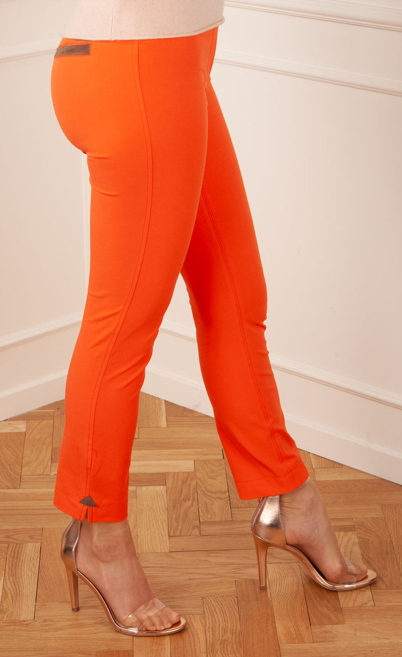 "SEDUCTIVE - Hose ""Franziska"" Orange"