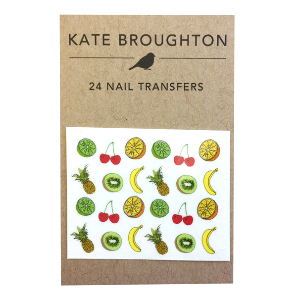 Fruit Nail Art Transfers