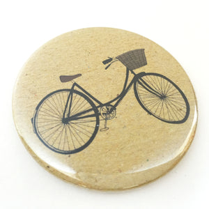 Bicycle pocket mirror
