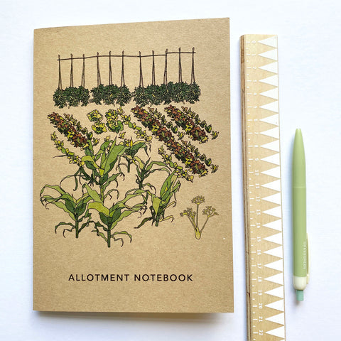 Allotment Notebook