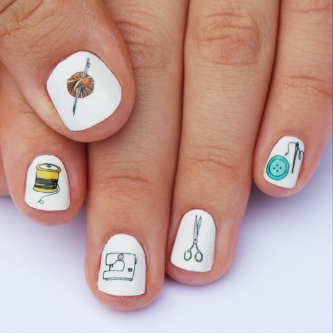 Craft Nail Art Transfers