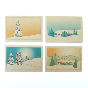 Norway Landscape Cards