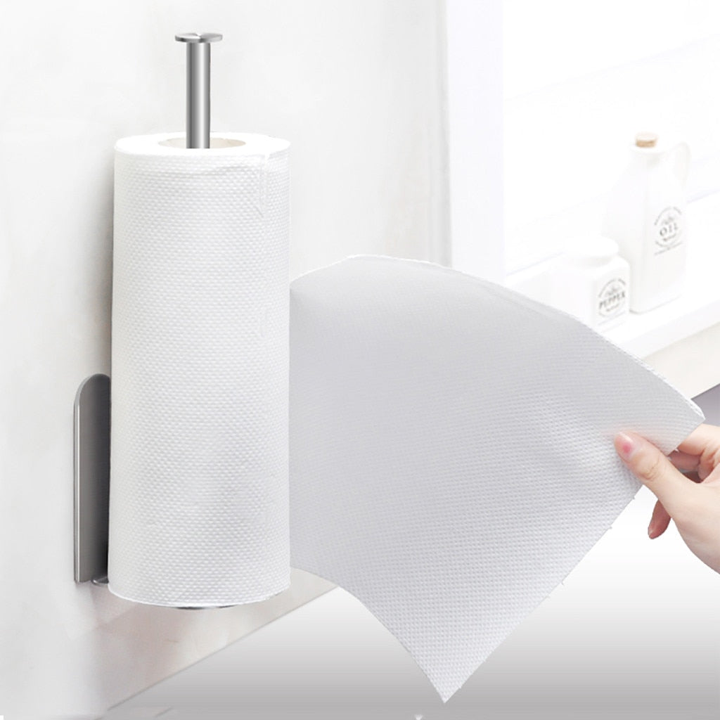 Vertical Diversified Paper Towel Holder