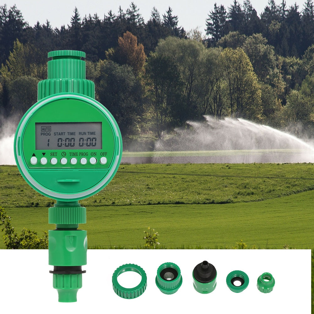 Ball Valve Watering Timer Irrigation System
