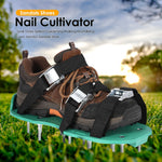 Lawn Aerator Sandals Nail Shoes