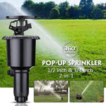 360 Degrees Garden Irrigation Sprinkle