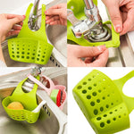 Drain Bag Basket Bath Storage Tool