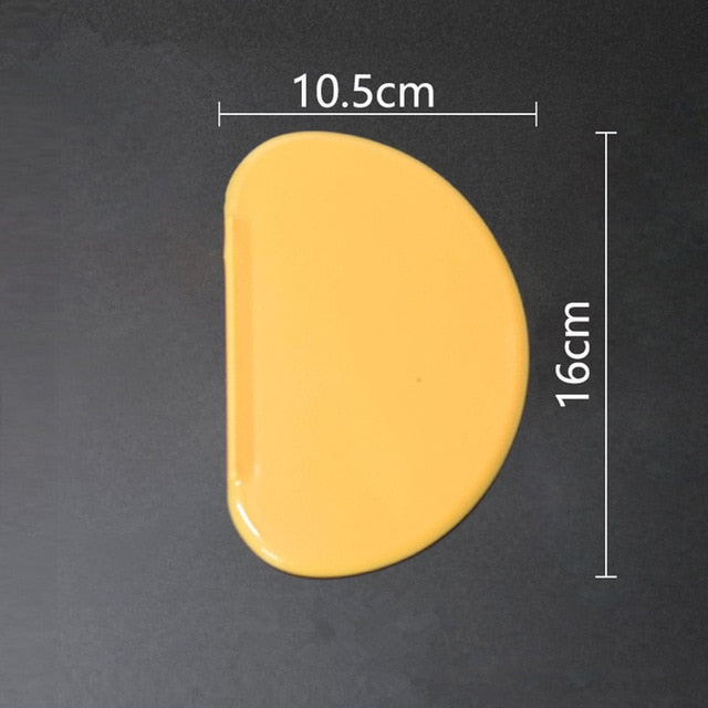 1PC Useful Cream Spatula DIY Pastry Cutters Fondant Dough Scraper Cake Cutter Pastry Baking Tool Kitchen Accessories