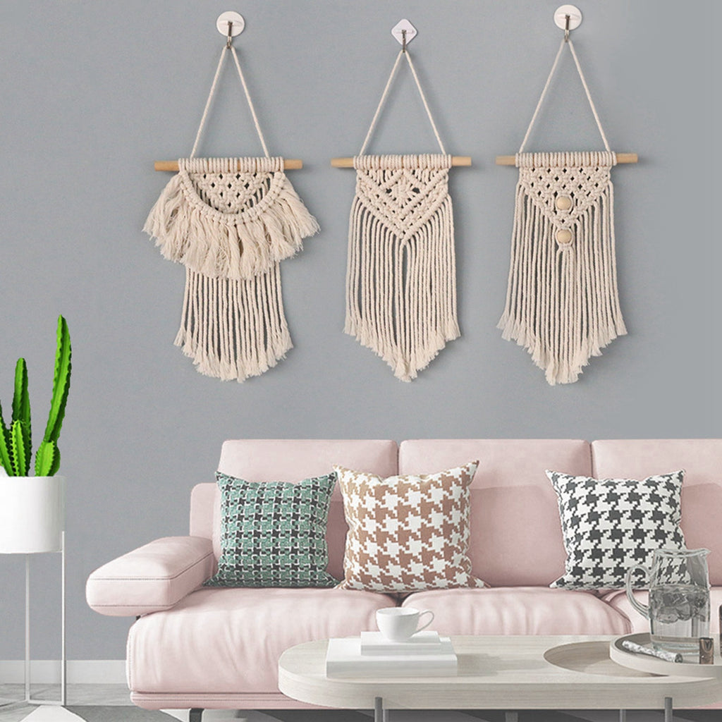 Hand-woven Wall Hanging Art Decoration