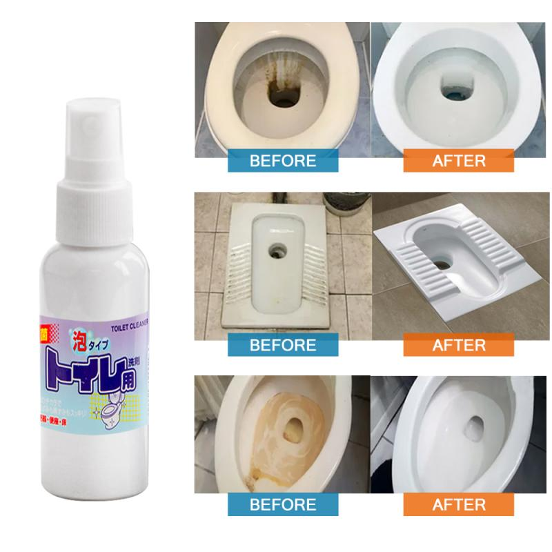 Toilet Foam Deep Cleaning Spray