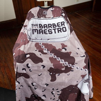 Barber Maestro Cape- by Illuzien