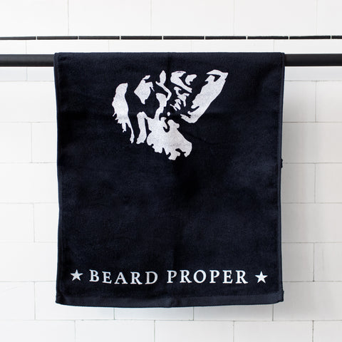 BeardProper Barber Towels