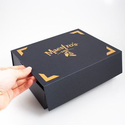 Maestro's Classic Gift Box- Mark of a Man Blend