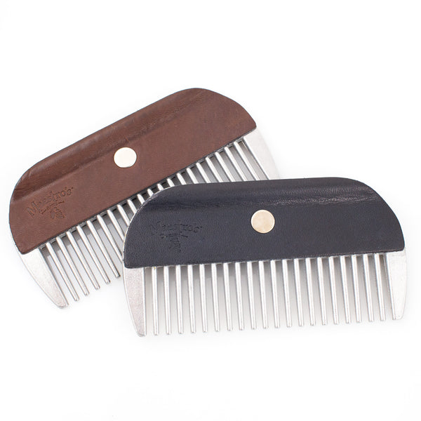 Maestro's Only - Metal Beard Comb