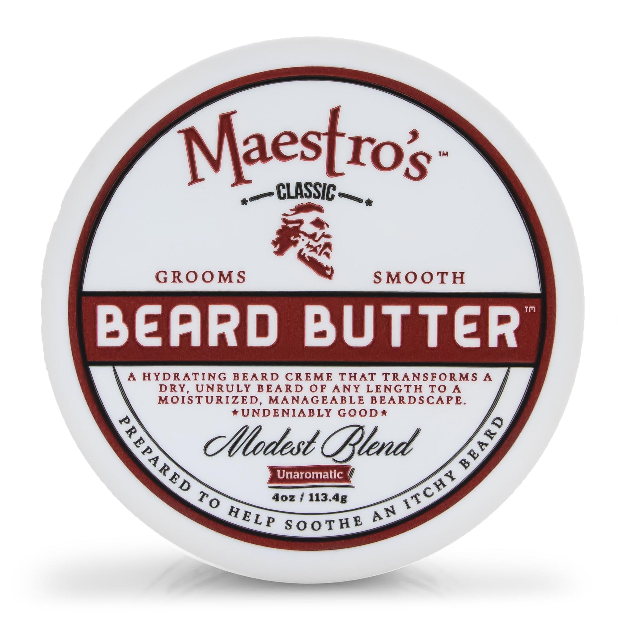 Modest Blend Beard Butter