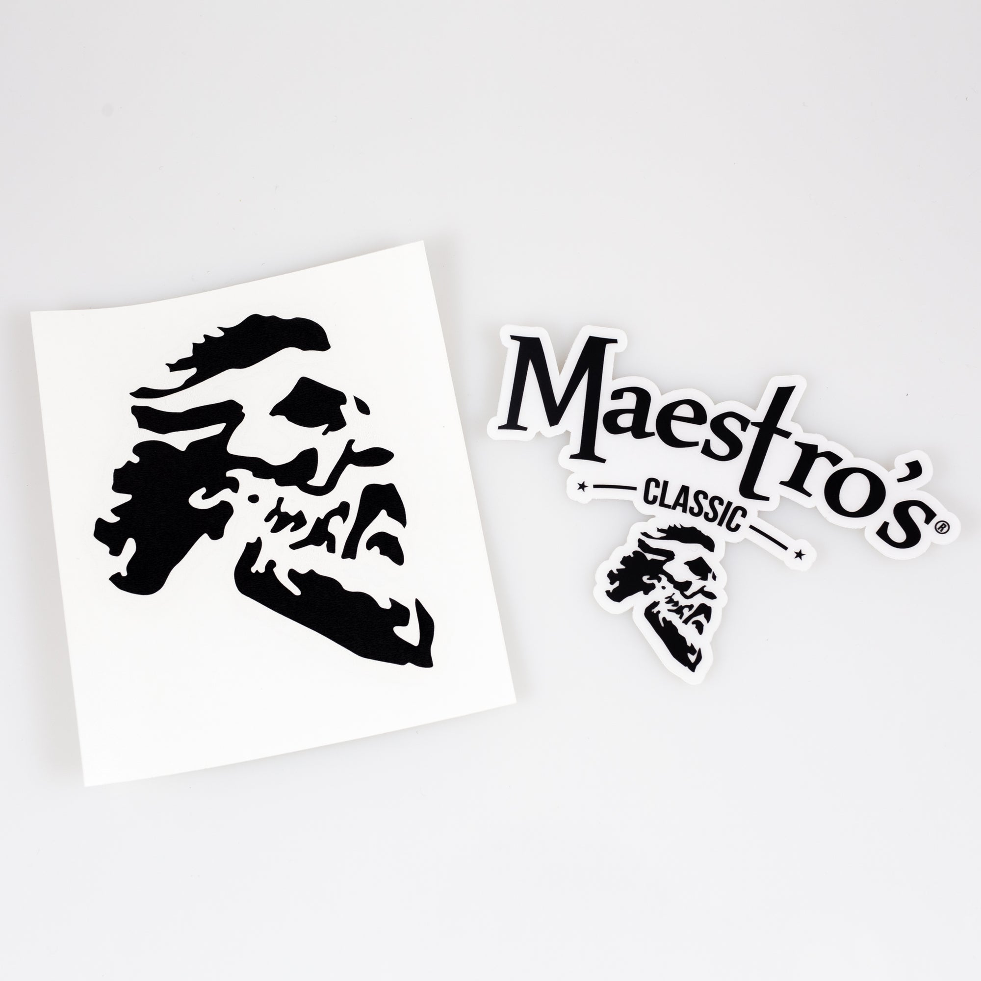 Maestro's Classic- Sticker Pack