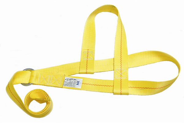 "2"" Auto Tie Down, Wheel Lift Strap, Long End"