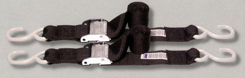 "2"" Motorcycle Tie Down Strap, ""WORK HORSE"" Cam Buckle Model"