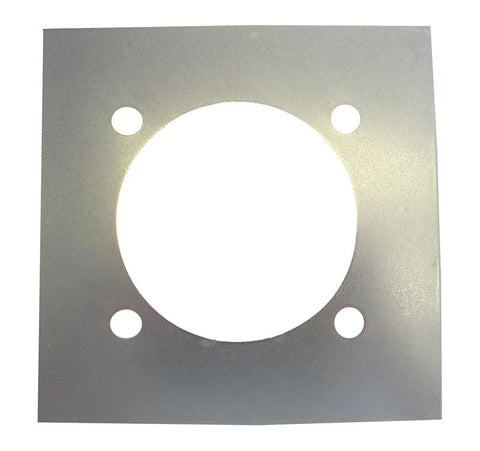 Hardware-Transport, D Ring, Backing Plate for Recessed D Rings