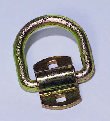 Hardware-Transport, D Ring, with Top Cap