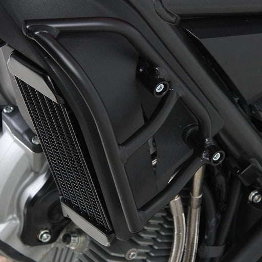 Hepco & Becker Oil Cooler Protection for Ducati Scrambler