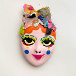 Handpainted Mask Magnet 15/25