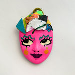 Handpainted Mask Magnet 25/25