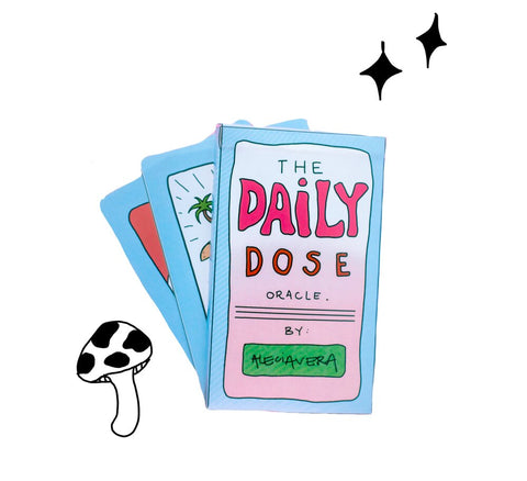 The Daily Dose Oracle Deck