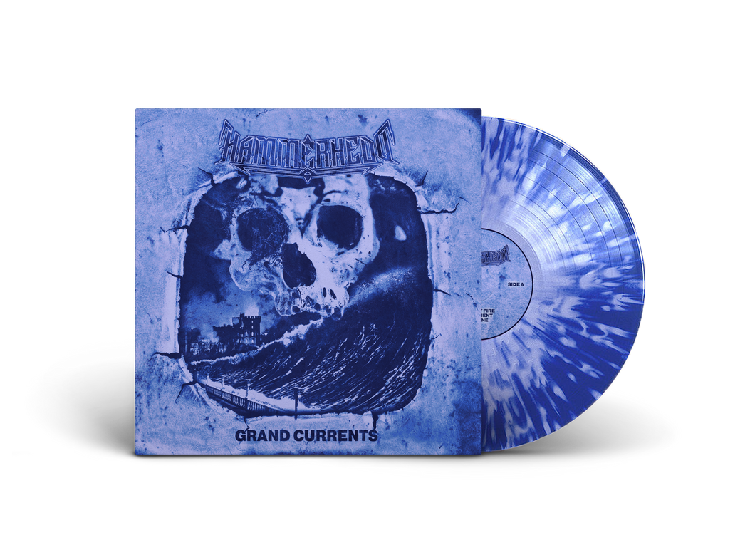 GRAND CURRENTS LTD. BLUE VINYL - PRE-ORDER