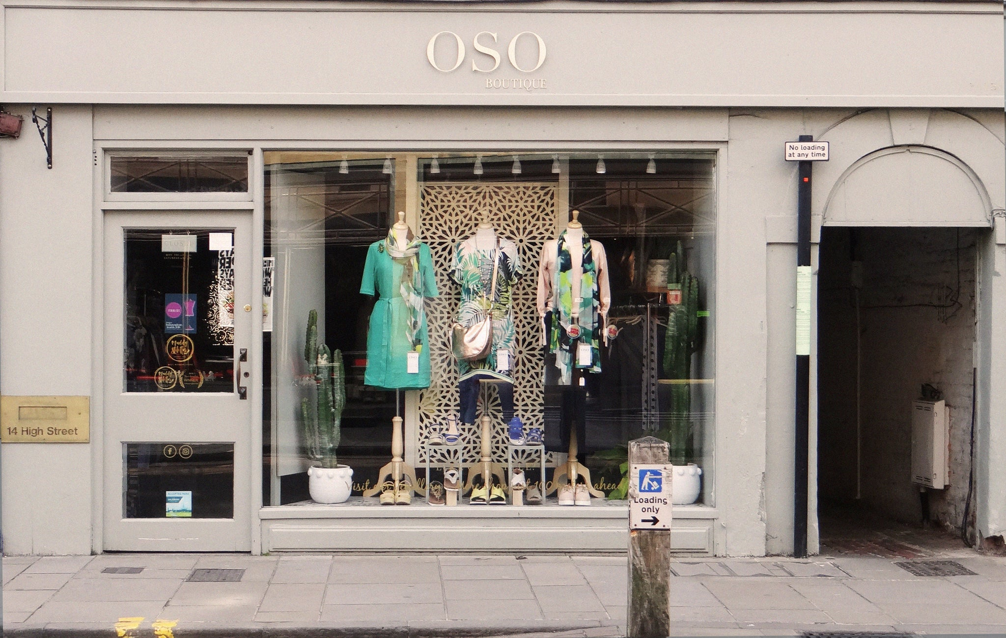 Visit our sister store OSOboutique in Salisbury