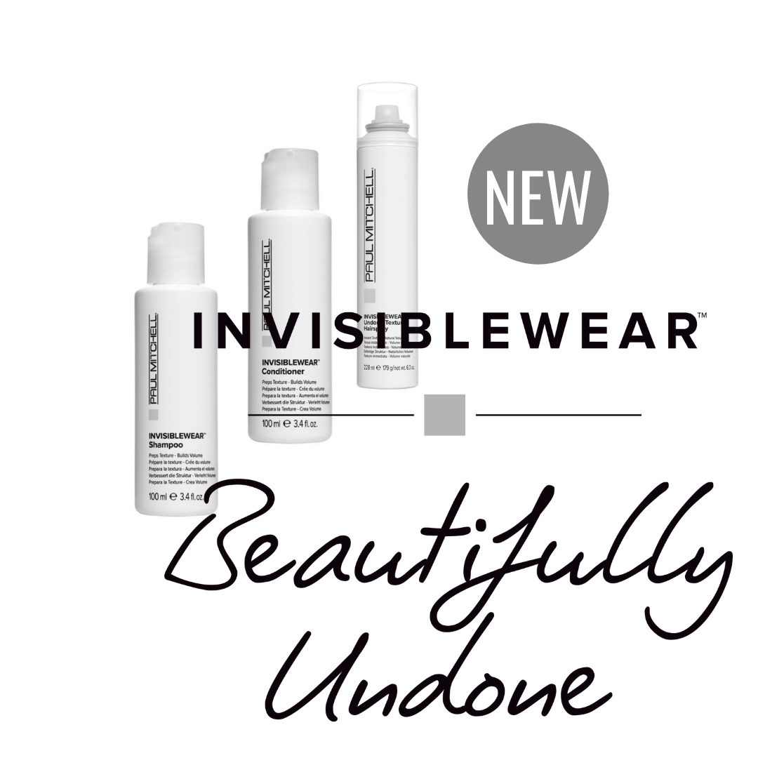 Paul Mitchell INVISIBLEWEAR Beautifully Undone kit