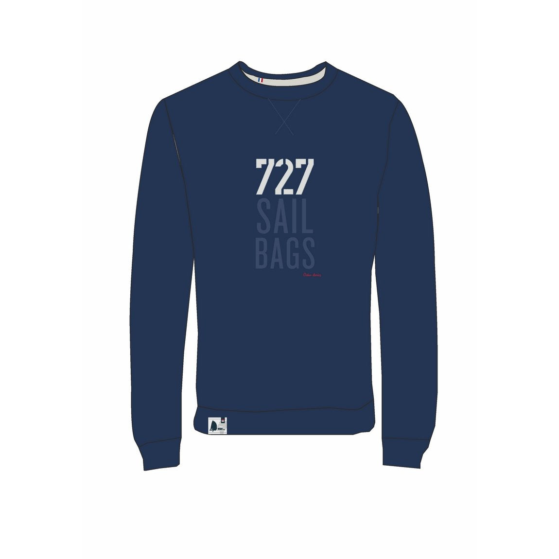 727 sweat-shirt Spinnaker