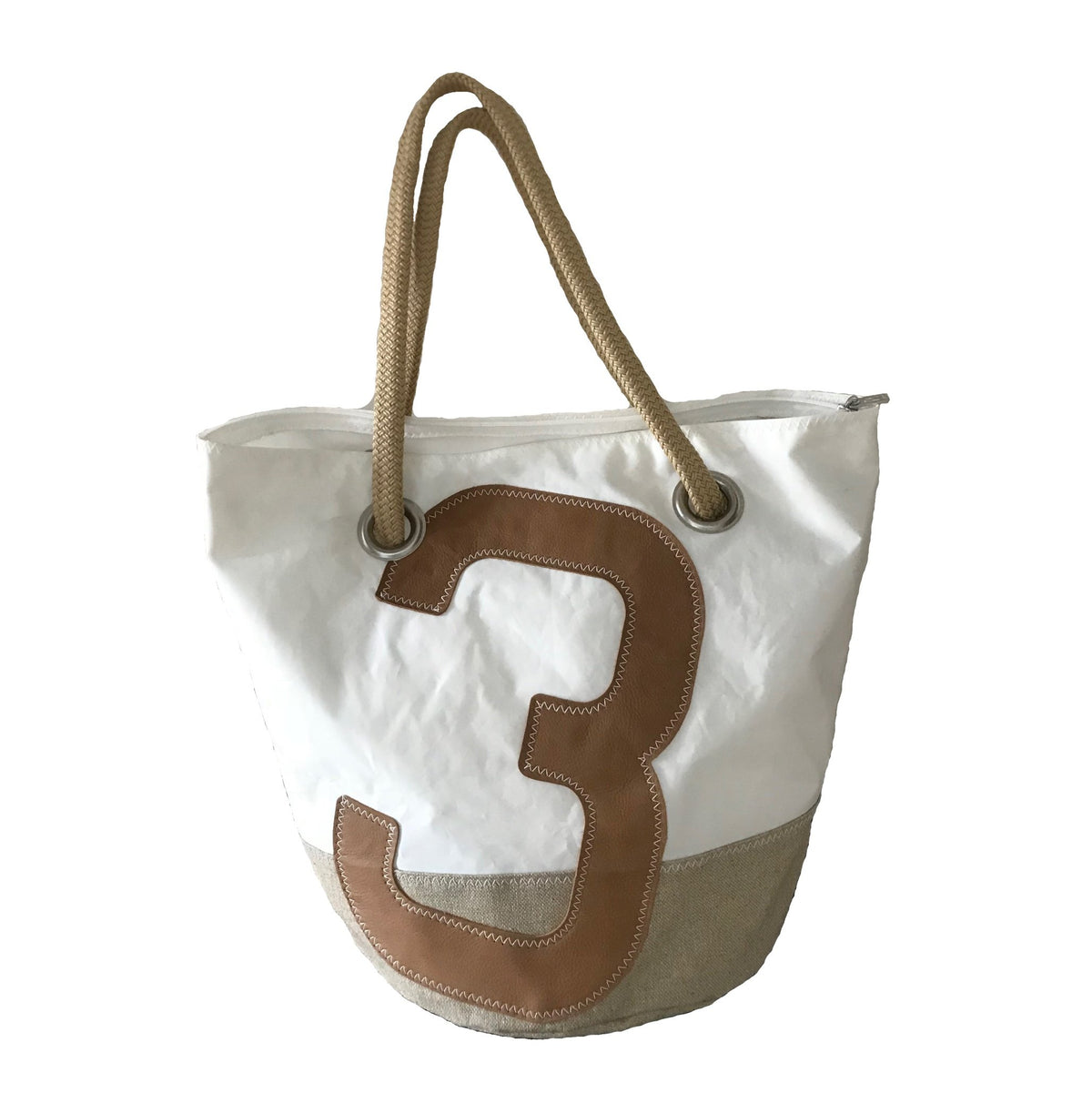 "Sports bag ""Sandy""  - recycled Main Sail"