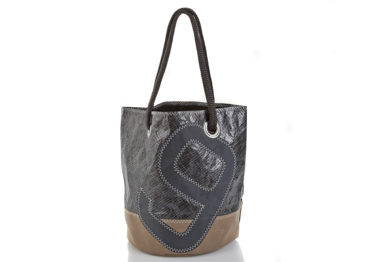"Sports Bag ""Diego"" in Recycled Sail Gennaker"