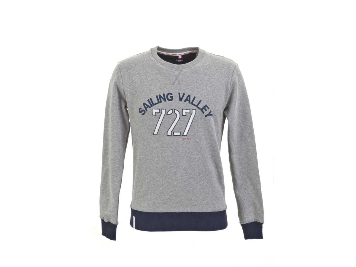 Sailing Valley sweat-shirt Spinnaker