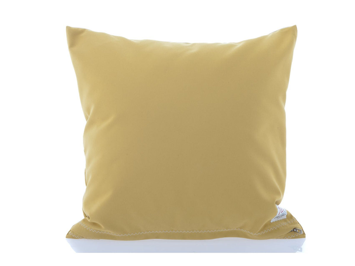 Two-colour cushion cover Genoa Jib