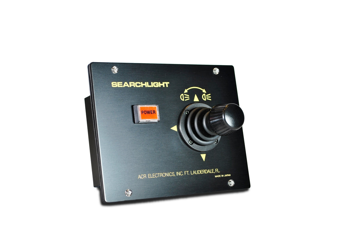 6 Million CD Remote-Controlled Searchlight (24V) - Omniyacht®