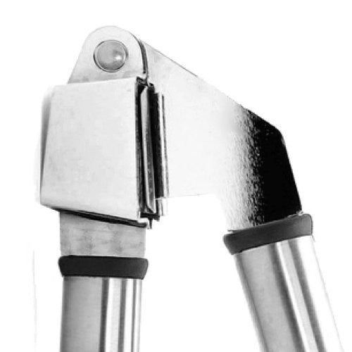 HomeStart Stainless Steel Garlic Press