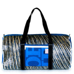 Duffel bag Alfa large, 3Dl carbon kevlar, blue by JM Sails and Bags (FS)