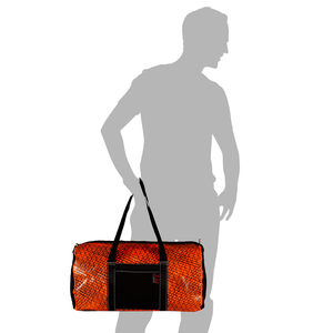 Duffel bag Alfa large, by JM Sails and Bags size model