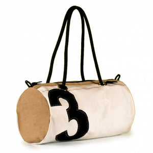 Handbag ECHO, dacron / Beige / #3 (45) J-M Sails and Bags